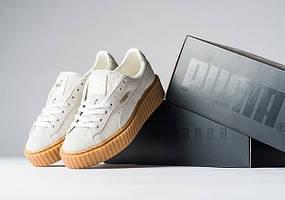 Окончательный ответ доминиканской поп-звезды: женские кроссовки Puma Rihanna теперь сможет носить каждая!