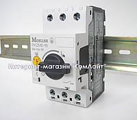 Автоматический выключатель защиты двигателя Moeller PKZMO-16 для двигателя 10-16 А, фото 1