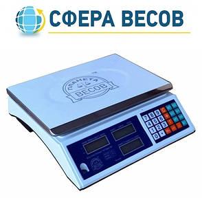 Весы торговые ПВП-769 (40 кг), фото 2