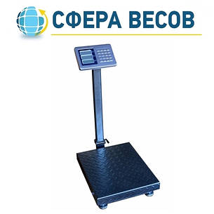 Весы товарные со стойкой ПВП-300K2 (300 кг - 400x500), фото 2