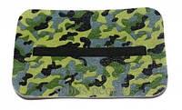 Сидушка туристическая с ремнем, камуфляж (хаки), размер 340*240*12 см, фото 1