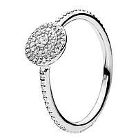 Кольцо из серебра Вечная красота