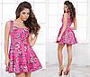 Женское платье коттон в разных расцветках