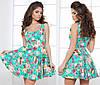 Женское платье коттон в разных расцветках, фото 3