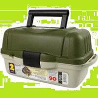 Ящик рыболовный Aquatech 2702 на 2 полки (Original)