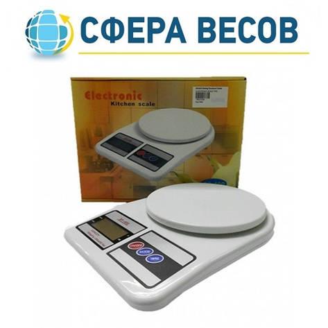 Весы кухонные  SF 400 (10 кг), фото 2