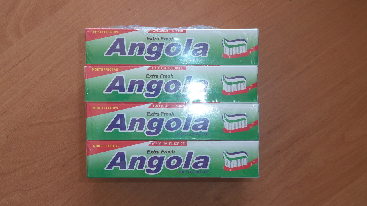 Зубная паста «Angola» 50 г.