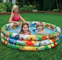 Надувной бассейн, Дисней