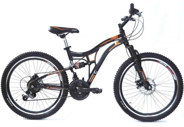 """Велосипед горный Crossride Explorer 26"""""""