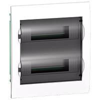 Щит встраиваемый 24 модуля прозрачная дверь Easy9 EZ9E212S2F