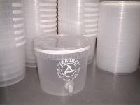 Бачок для очистки воды очистителем «ГИАЦИНТ», емк.10,5л