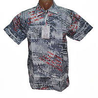 Мужская рубашка сорочка х/б