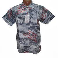 Мужская рубашка сорочка х/б, фото 1