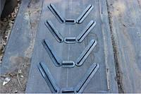 Лента конвейерная со специальным шевроном