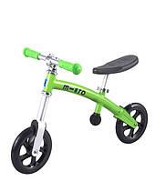 Детский беговел Micro G-bike Зеленый