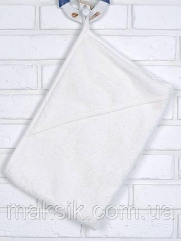 Детское полотенце-уголок  для купания, фото 2