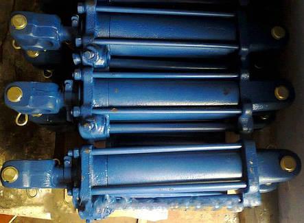 Гидроцилиндр (ЦС75х110-3, ЦС75х110-4) навеска  Т-25 Т16, фото 2