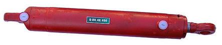 Гидроцилиндр 80х40х400 (под палец или ШС), фото 2