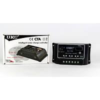 Контроллер заряда для солнечных электростанций Solar controler 10A