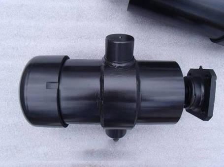 Гидроцилиндр ГЦТ1-4-14-1030 ЗИЛ 4-х штоковый, фото 2