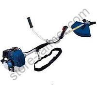 Червячная пара и вал редуктора для мотокос (7 шлицов)
