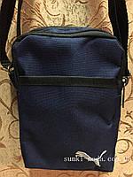 Барсетка puma Оксфорд Изысканный вышивка(только ОПТ)Спортивные Сумка для через плечо