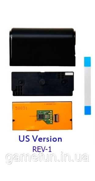 Сенсорная панель в сборе для Dualshock 4 JDM-001 (PS4) (Original)