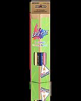 Карандаши цветные  MARCO  12 цветов Grip-Rite треугольные