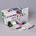 Установка СНПЧ  ColorWay на МФУ Canon MP230