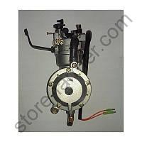 Карбюратор бензин - газ с редуктором (5,0-6,0 кВт)
