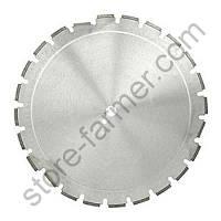 Диск отрезной по асфальту с алмазным напылением (d=450mm)