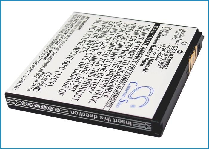 Аккумулятор для LG LU3000 1100 mAh
