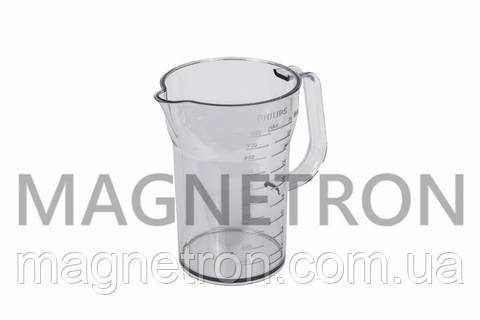 Мерный стакан 1000ml для блендера Philips 420303596531