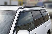 Дефлекторы боковых стекол Subaru Forester I 1997-2002 (Субару форестер 1) Cobra Tuning