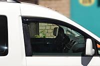 Дефлекторы боковых стекол VW Caddy III 2d 2004 (Фольксваген Кадди) Cobra Tuning