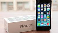 "IPhone 5S (1 sim), экран 4.0"", 4 ядра, Android 4.2.2, 4ГБ, камера 8МР, металл Черный, Белый,Золотой"