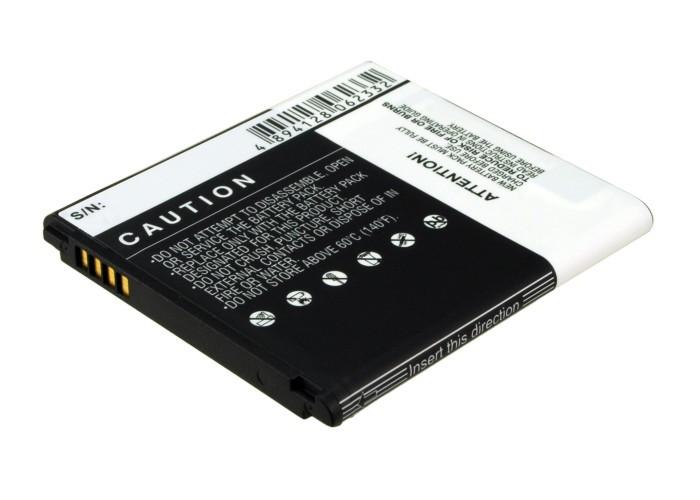 Аккумулятор для LG F-160K 1800 mAh