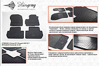 Коврики в салон автомобиля Mitsubishi Outlander XL 07 (Митсубиси Аутлендер) (4 шт), Stingray