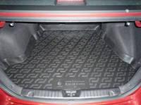 Коврик в багажник Hyundai Elantra (07-) (Хундай Елантра), Lada Locker