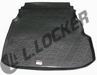Коврик в багажник Mercedes Е-кл. W211 (02-09) (Мерседес Бенц Е класс), Lada Locker