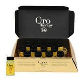 Лосьон восстанав. с кератином и маслом арганы Oro therapy Fanola 12 шт х 10 мл