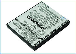 Аккумулятор для Sharp SH906i 700 mAh
