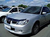 Мухобойка Subaru Impreza 2006-2008 (Субару Импреза) SIM