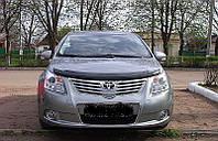Дефлектор +на капот   TOYOTA AVENSIS 2009- (Тойота Авенсис) SIM