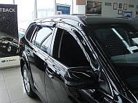 Дефлекторы окон Subaru Outback 10- (Субару Аутбек) SIM