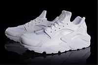"""Кроссовки женские Nike Air Huarache """"Полностью белые""""   р. 37-40 , фото 1"""