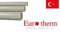 Полипропиленовая труба незачистная EUROTHERM PPR-AL-PPR армированная Stabi (композит) д. 63x6.8