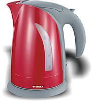 Чайник электрический Vitalex VL-2006, электрочайник, электрический чайник 1,7 л