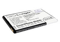 Аккумулятор для Gigabyte Gsmart Roma R2 1400 mAh