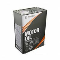 MAZDA Минеральное моторное масло MAZDA GOLDEN SM 5W30 (4)